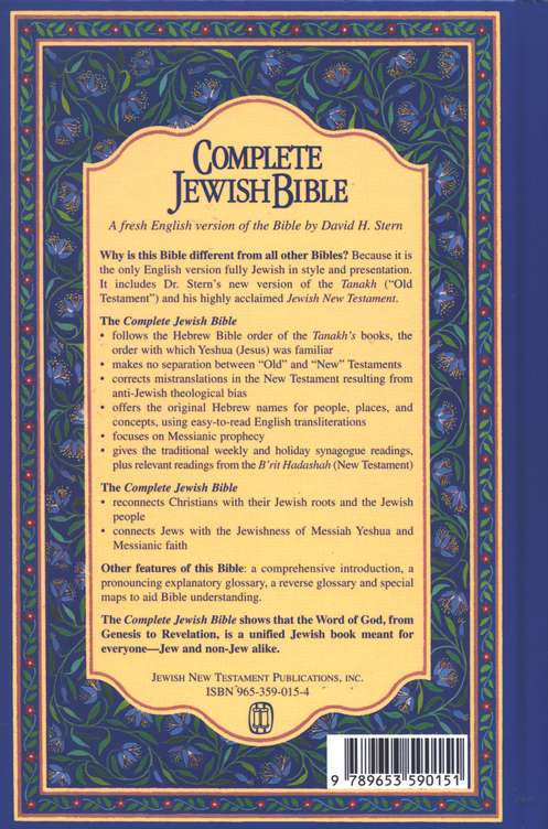 Do Jewish people read the Christian Bible or their own ...